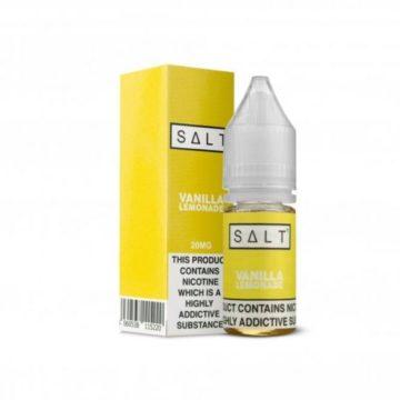 Vanilla Lemonade Nic Salt E-Liquid by SALT Review